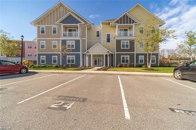 1016 Thoroughgood Way #201, Chesapeake, VA 23324 (#10390250) :: The Bell Tower Real Estate Team
