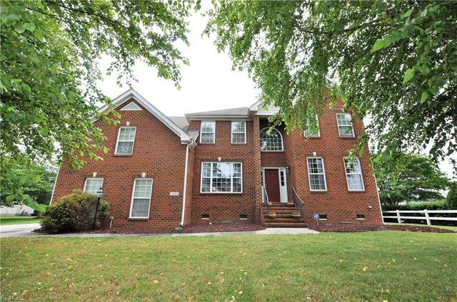 100 Sandy Lake Dr, Suffolk, VA 23435 (#10390270) :: The Bell Tower Real Estate Team