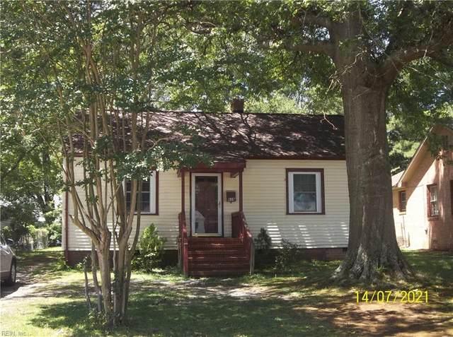 809 Chestnut St, Franklin, VA 23851 (#10390271) :: Atlantic Sotheby's International Realty