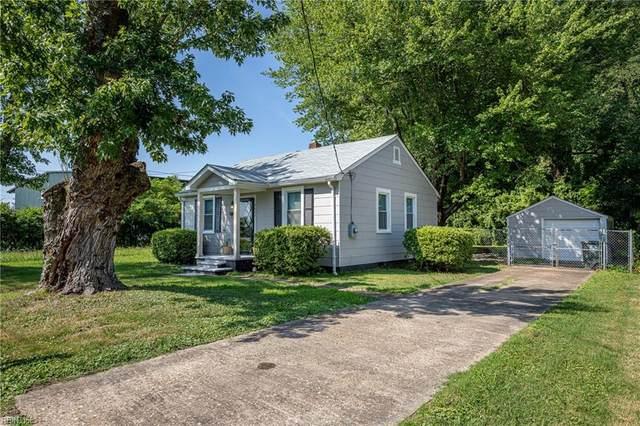 5003 Roanoke Ave, Newport News, VA 23605 (#10390281) :: Atkinson Realty