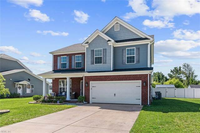 227 Manor Dr, Isle of Wight County, VA 23314 (#10390296) :: The Bell Tower Real Estate Team