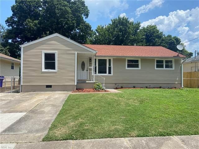 1316 Pineview Ave, Norfolk, VA 23503 (MLS #10390322) :: AtCoastal Realty