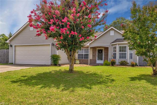 15 Keeton Ct, Hampton, VA 23666 (#10390327) :: Crescas Real Estate