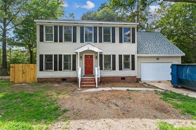 21 Windy Pines Cres, Portsmouth, VA 23703 (MLS #10390328) :: Howard Hanna Real Estate Services
