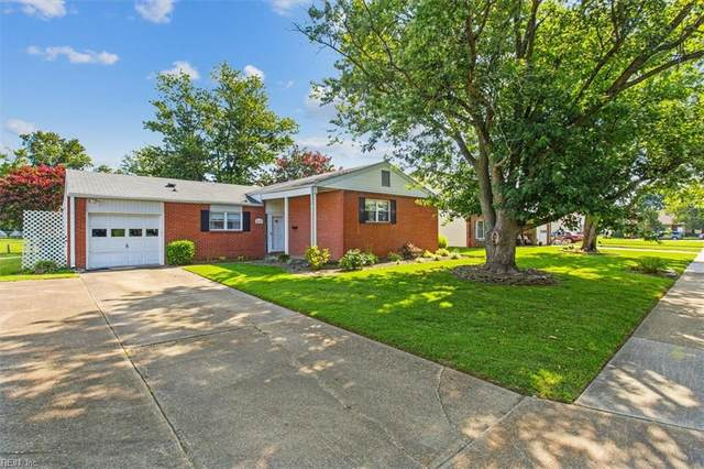 217 Deerfield Blvd, Hampton, VA 23666 (#10390372) :: Judy Reed Realty