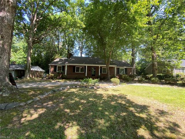 209 Keith Rd, Newport News, VA 23606 (#10390376) :: The Bell Tower Real Estate Team