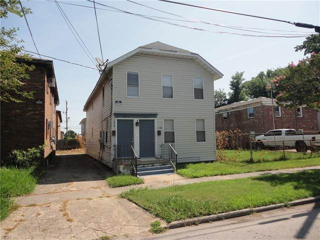 124 Seaview Ave, Norfolk, VA 23503 (#10390408) :: Atlantic Sotheby's International Realty