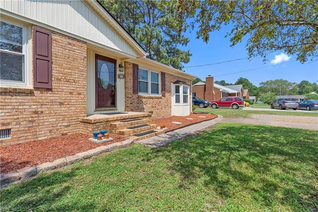 17 Taylor Ave, Isle of Wight County, VA 23487 (#10390419) :: RE/MAX Central Realty