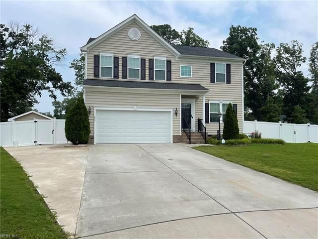 203 Hawser Bnd, Newport News, VA 23606 (#10390422) :: Judy Reed Realty