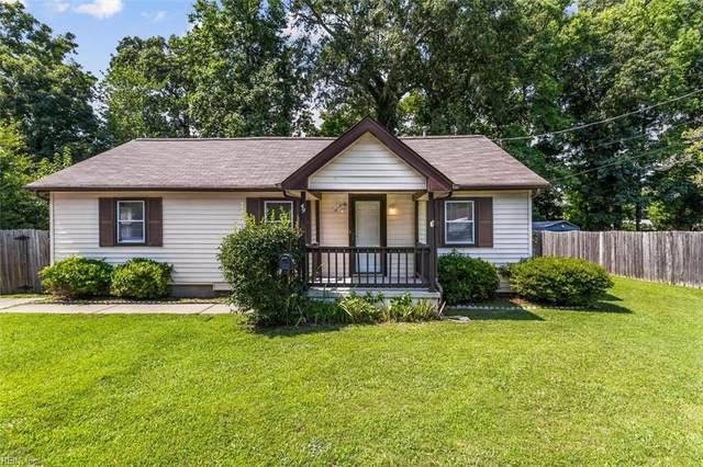 49 Hoopes Rd, Newport News, VA 23602 (#10390450) :: Berkshire Hathaway HomeServices Towne Realty