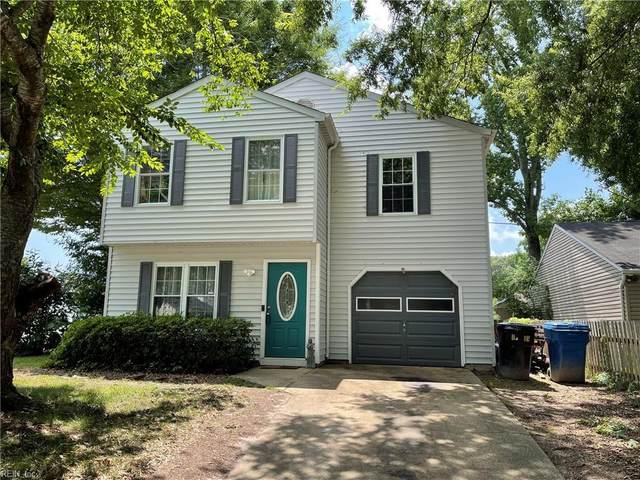 1301 Petrell Dr, Virginia Beach, VA 23454 (#10390471) :: Berkshire Hathaway HomeServices Towne Realty