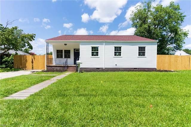 105 Sykes Ave, Portsmouth, VA 23701 (#10390497) :: Crescas Real Estate