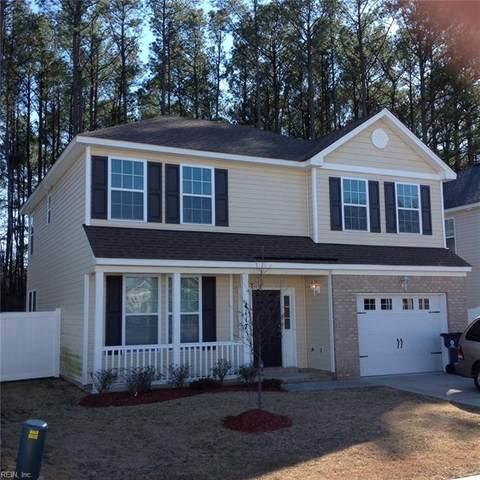 4117 Daggerboard Dr #101, Chesapeake, VA 23321 (#10390505) :: Berkshire Hathaway HomeServices Towne Realty