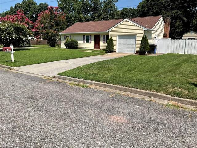 3920 Two Oaks Rd, Portsmouth, VA 23703 (#10390529) :: Berkshire Hathaway HomeServices Towne Realty