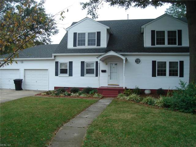 517 Hamilton Ave, Portsmouth, VA 23707 (#10390541) :: The Bell Tower Real Estate Team