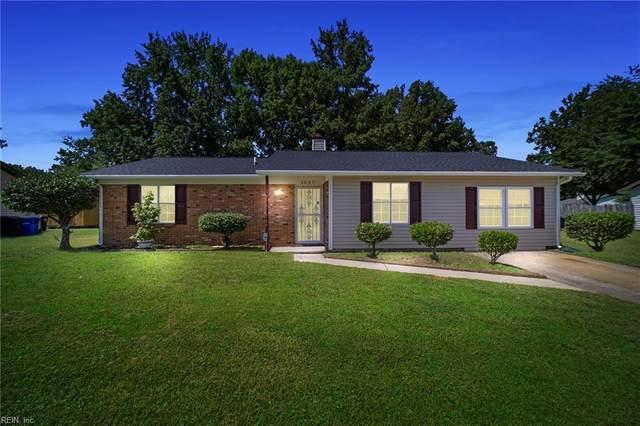 3807 Springbloom Dr, Portsmouth, VA 23703 (#10390550) :: Crescas Real Estate