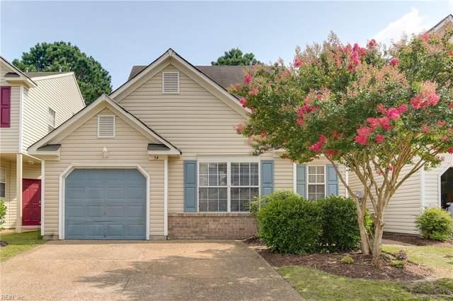 34 Angelia Way, Hampton, VA 23663 (#10390553) :: Momentum Real Estate