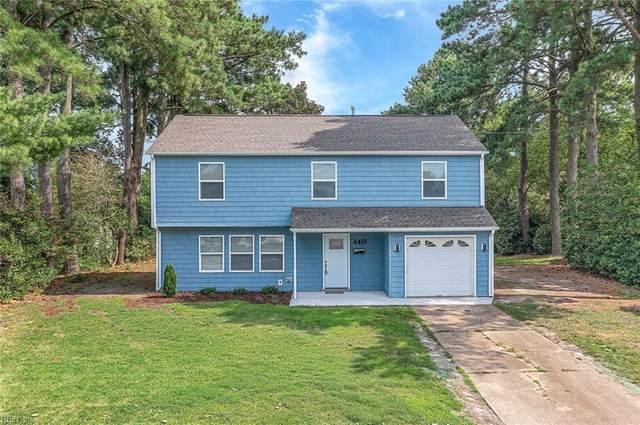 4413 Paul Jones Ln, Virginia Beach, VA 23462 (#10390614) :: The Bell Tower Real Estate Team