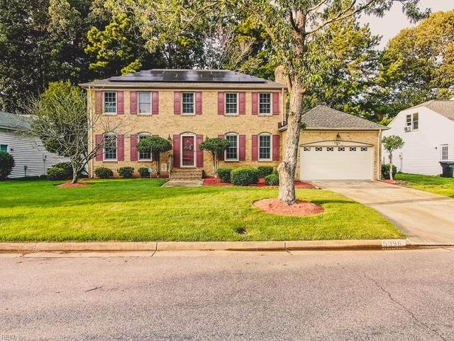 5396 Stewart Dr, Virginia Beach, VA 23464 (#10390625) :: Momentum Real Estate