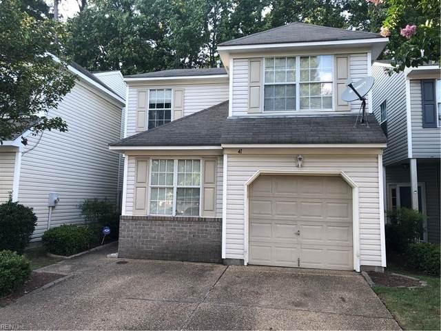 41 Lavender Trce, Hampton, VA 23663 (#10390627) :: Momentum Real Estate