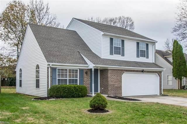 145 Loch Cir, Hampton, VA 23669 (#10390650) :: Berkshire Hathaway HomeServices Towne Realty