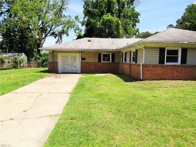 130 Marvin Dr, Hampton, VA 23666 (#10390652) :: The Kris Weaver Real Estate Team