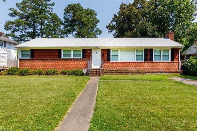 502 Frank Ln, Newport News, VA 23606 (#10390687) :: RE/MAX Central Realty