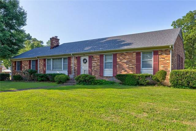 205 Snead Fairway, Portsmouth, VA 23701 (#10390698) :: The Bell Tower Real Estate Team