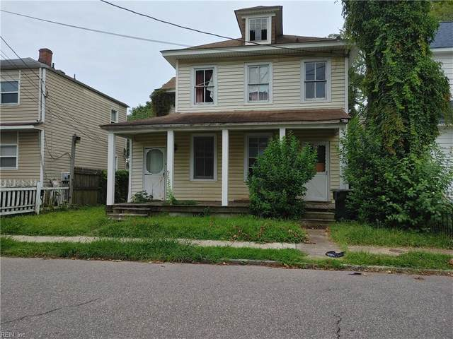 415 Washington St, Hampton, VA 23669 (#10390708) :: Crescas Real Estate