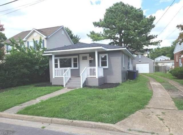 2707 Evergreen Pl, Portsmouth, VA 23704 (#10390718) :: Crescas Real Estate
