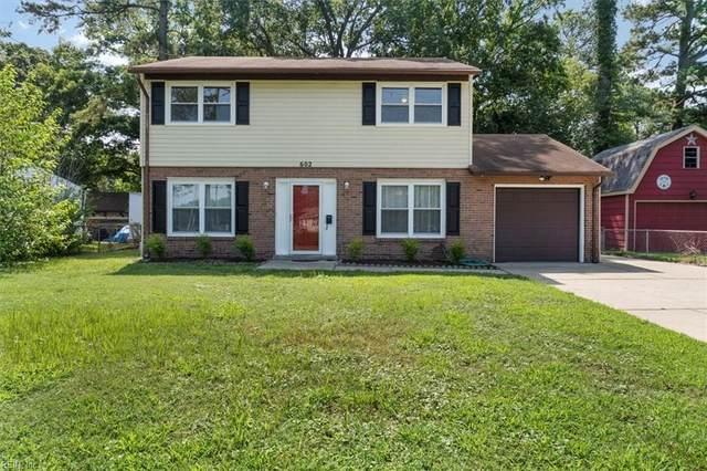 602 Lemaster Ave, Hampton, VA 23669 (#10390728) :: RE/MAX Central Realty