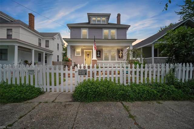 515 Maryland Ave, Portsmouth, VA 23707 (#10390730) :: The Bell Tower Real Estate Team