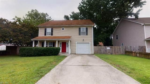 2101 Columbus Ave, Portsmouth, VA 23704 (#10390733) :: Crescas Real Estate