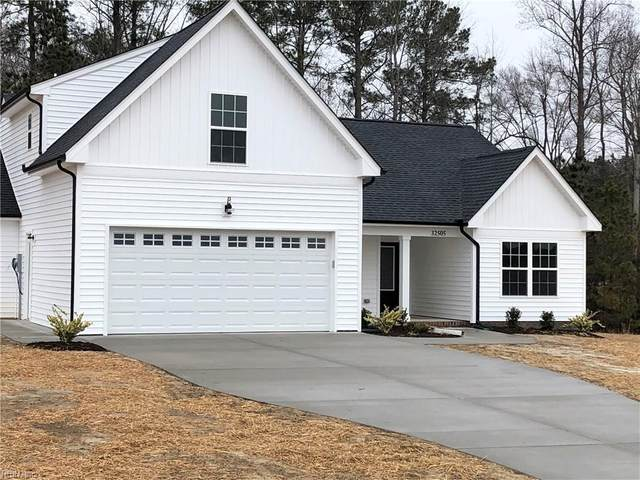32480 Sandy Creek Dr, Southampton County, VA 23851 (#10390760) :: The Kris Weaver Real Estate Team