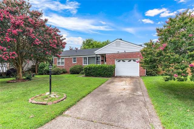 35 Inglewood Dr, Hampton, VA 23666 (#10390779) :: The Kris Weaver Real Estate Team