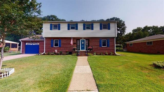 124 Raymond Dr, Hampton, VA 23666 (#10390780) :: The Kris Weaver Real Estate Team