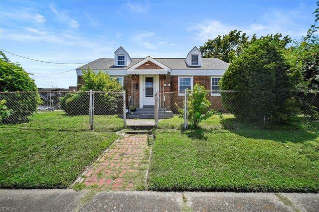 201 Delaware Ave, Norfolk, VA 23504 (#10390782) :: Avalon Real Estate
