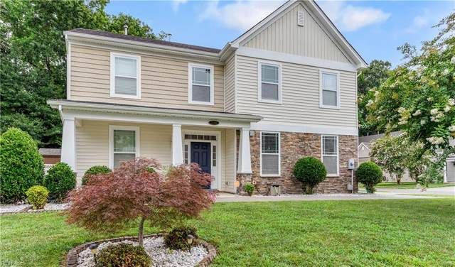 3200 Clearcreek Rd, Suffolk, VA 23434 (#10390783) :: The Bell Tower Real Estate Team