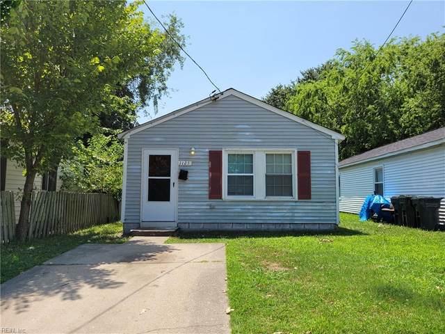 1125 Rowe St, Hampton, VA 23669 (#10390795) :: The Bell Tower Real Estate Team
