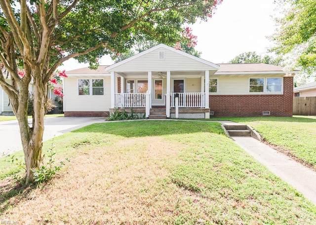 27 Lynnhaven Dr, Hampton, VA 23666 (#10390801) :: Berkshire Hathaway HomeServices Towne Realty