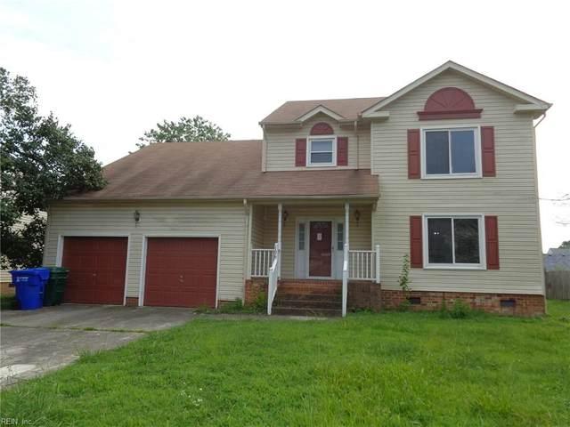 106 Foxworth Cir, Suffolk, VA 23434 (#10390802) :: Crescas Real Estate