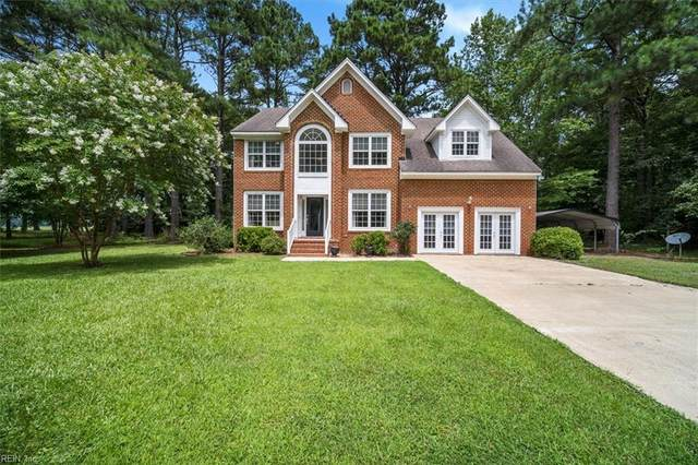 105 Wyndham Xing, Franklin, VA 23851 (#10390808) :: Atlantic Sotheby's International Realty
