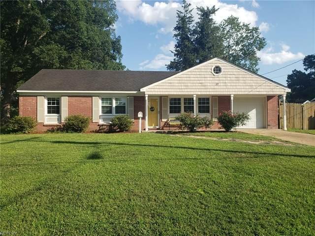 57 Bonita Dr, Newport News, VA 23602 (#10390838) :: The Kris Weaver Real Estate Team