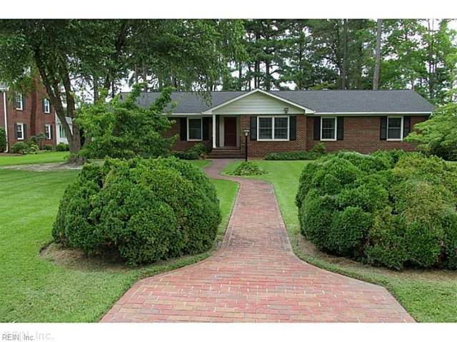 3832 Pine Rd, Portsmouth, VA 23703 (#10390851) :: The Bell Tower Real Estate Team