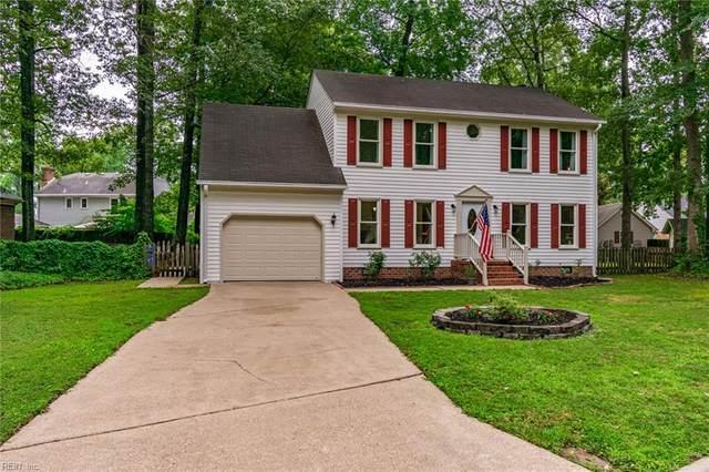 805 Mowbry Ct, Chesapeake, VA 23322 (#10390873) :: Momentum Real Estate