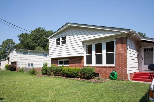 4616 Woolsey St, Norfolk, VA 23513 (MLS #10390875) :: Howard Hanna Real Estate Services