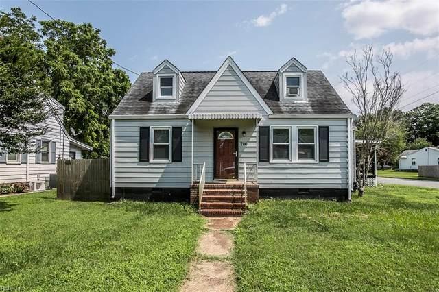 700 Hudson Ter, Newport News, VA 23605 (#10390880) :: Berkshire Hathaway HomeServices Towne Realty