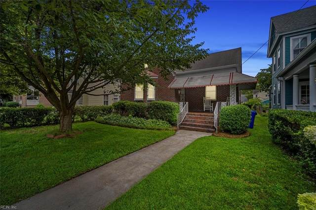 305 Broad St, Portsmouth, VA 23707 (#10390905) :: The Bell Tower Real Estate Team