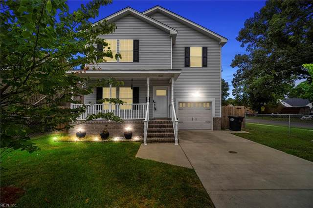 2100 Des Moines Ave, Portsmouth, VA 23704 (#10390925) :: Judy Reed Realty