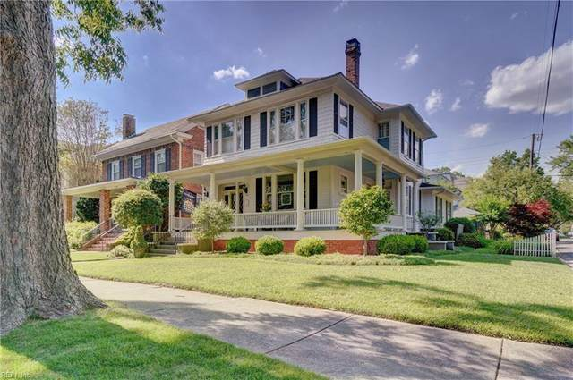 136 Columbia Ave, Hampton, VA 23669 (#10390939) :: Crescas Real Estate
